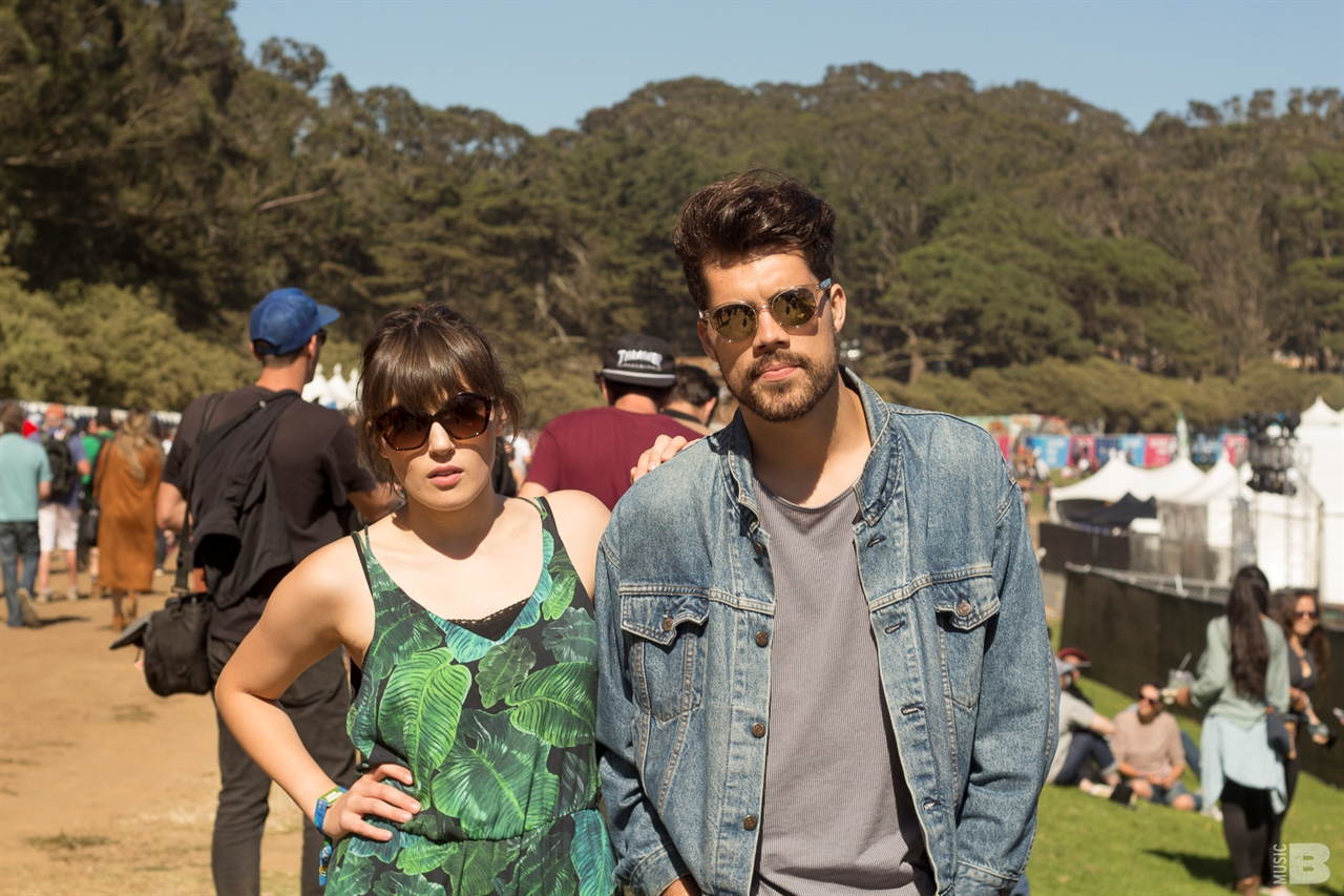 Oh Wonder - Outside Lands