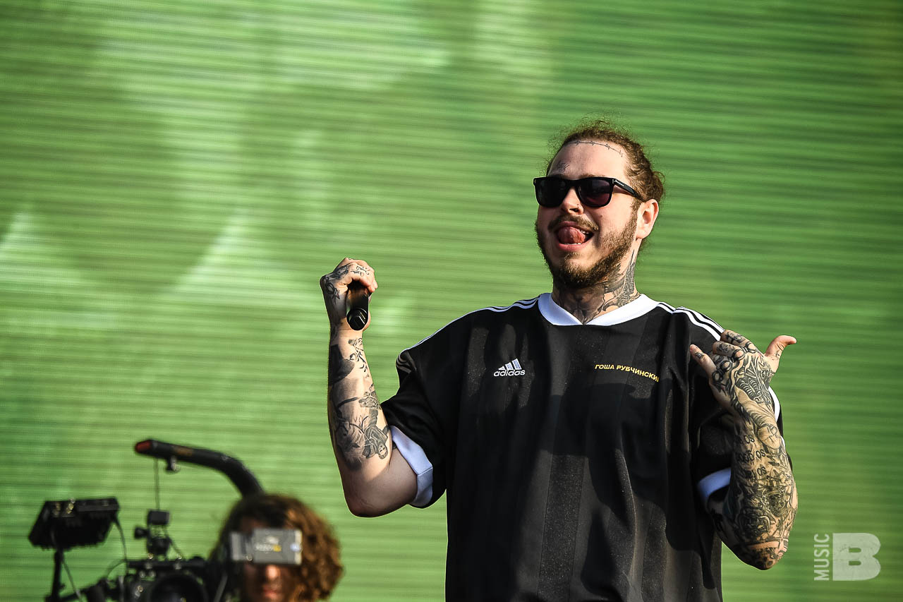 Post Malone - Governors Ball
