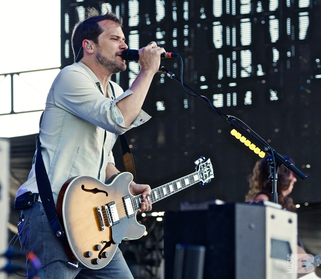 Silversun Pickups - Panorama Music and Arts Festival