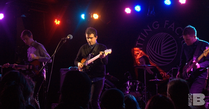 Ski Lodge - The Knitting Factory