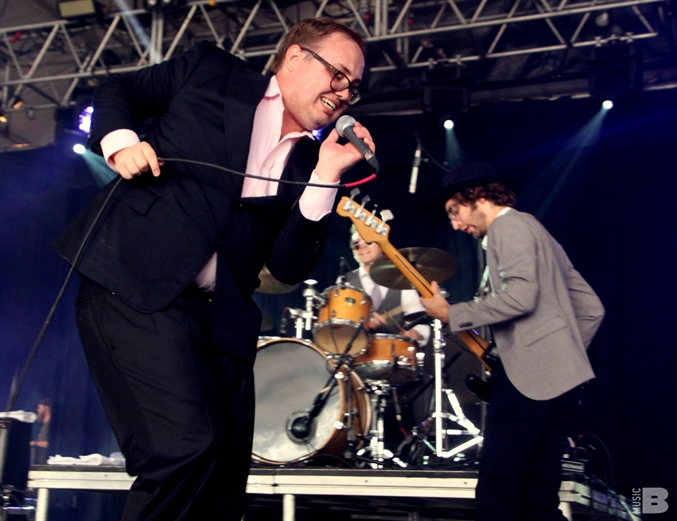 St. Paul and The Broken Bones - Bonnaroo Music and Arts Festival