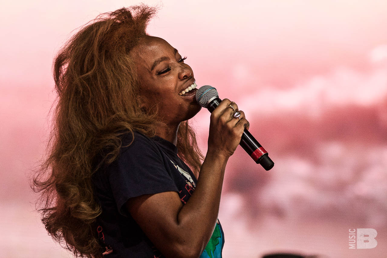 SZA - Panorama Music and Arts Festival