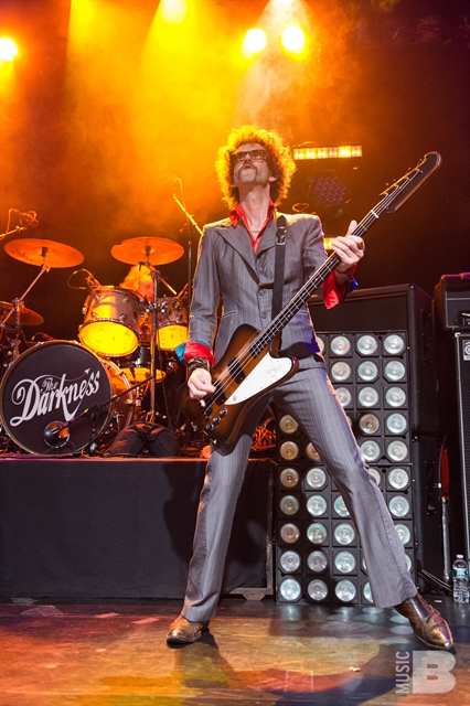 The Darkness - Irving Plaza