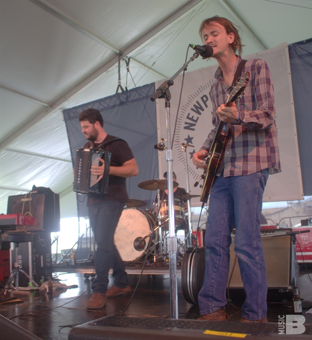 The Felice Brothers - Newport Folk Festival