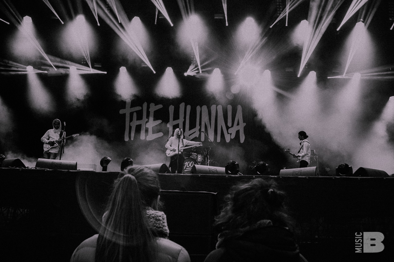 The Hunna - Air and Style - Innsbruck