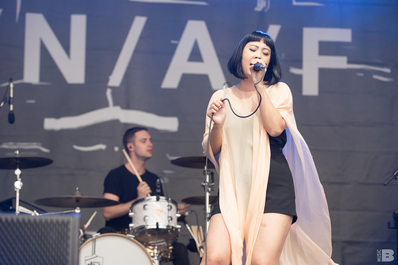The Naked And Famous - Austin City Limits
