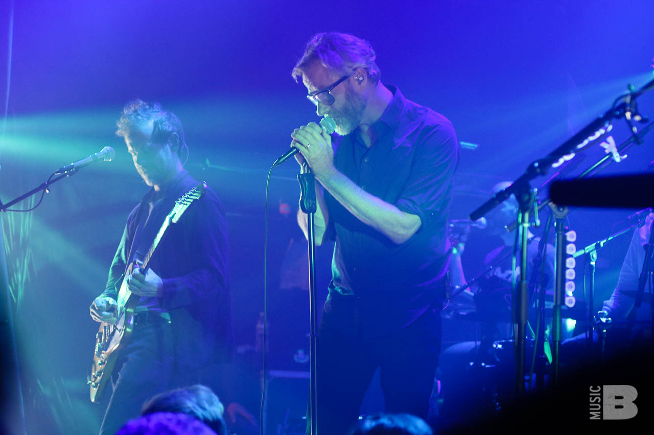 The National - The Bowery Ballroom