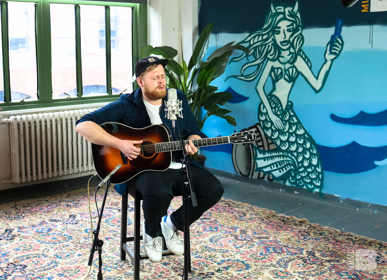 Tom Walker - Baeble HQ