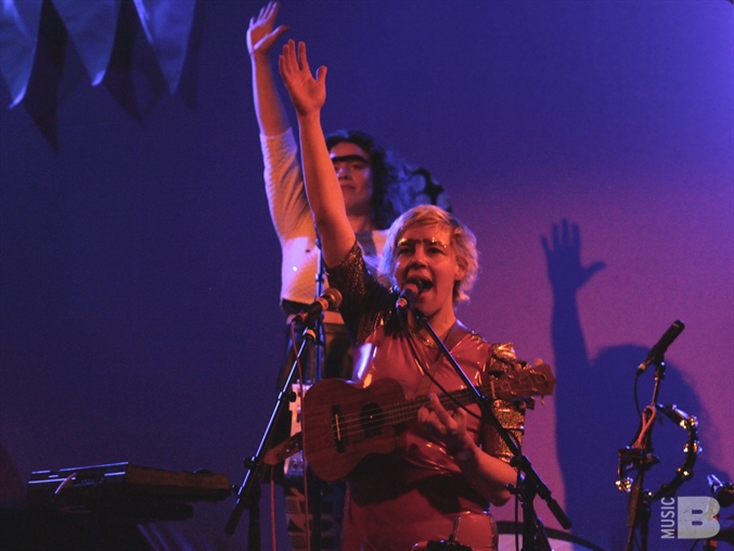 tUnE-yArDs - Music Hall of Williamsburg