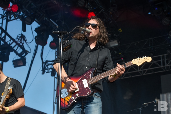 The War On Drugs - Governors Ball