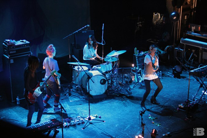 Warpaint - Webster Hall