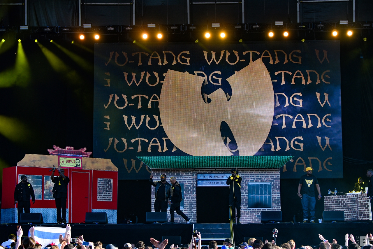 Wu-Tang Clan - Governors Ball