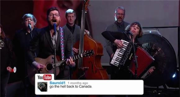 The Decemberists Take YouTube Comments To The Next Level On Jimmy Kimmel