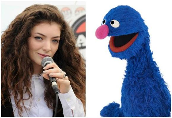 Lorde Without Autotune Sounds Like Grover